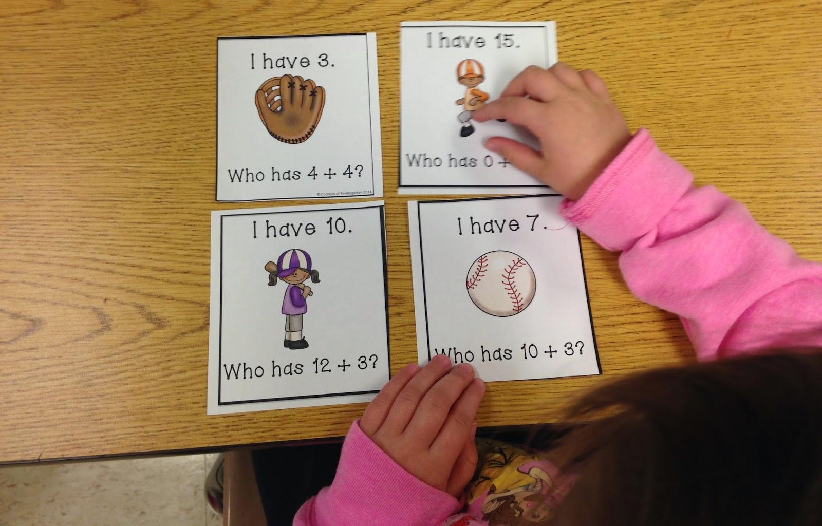 Baseball Math Word Problems Worksheets