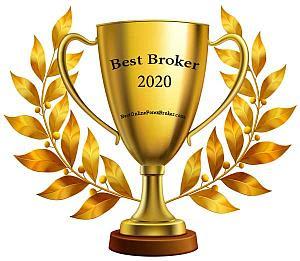 Best forex broker award 2021