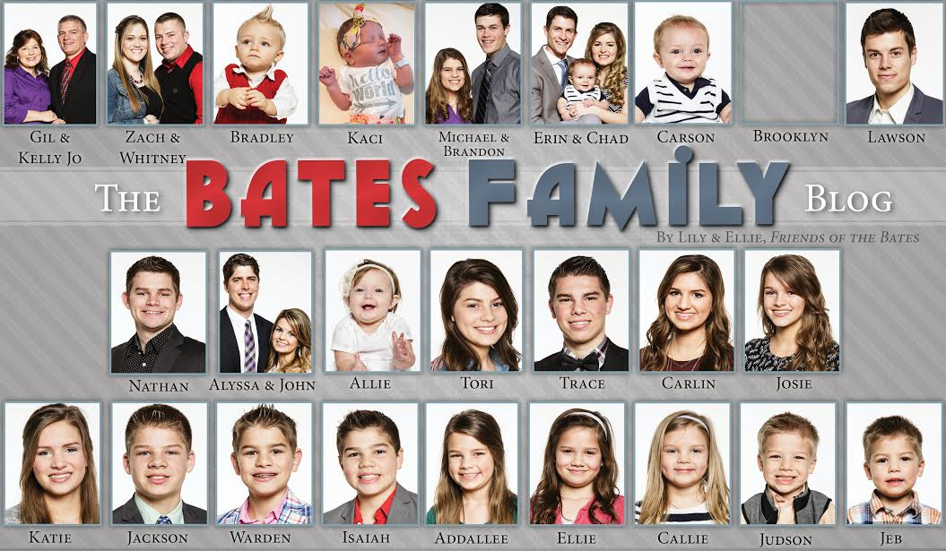 How Many Kids Do The Bates Have
