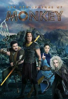 Xem Phim Truyền Thuyết Mỹ Hầu Vương - The New Legends of Monkey
