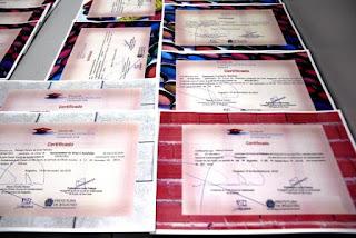Fundo Social de Registro-SP certifica última turma do ano e totaliza 1.250 formandos em cursos profissionalizantes