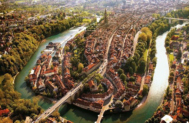 Aluguel de carro em Berna na Suíça