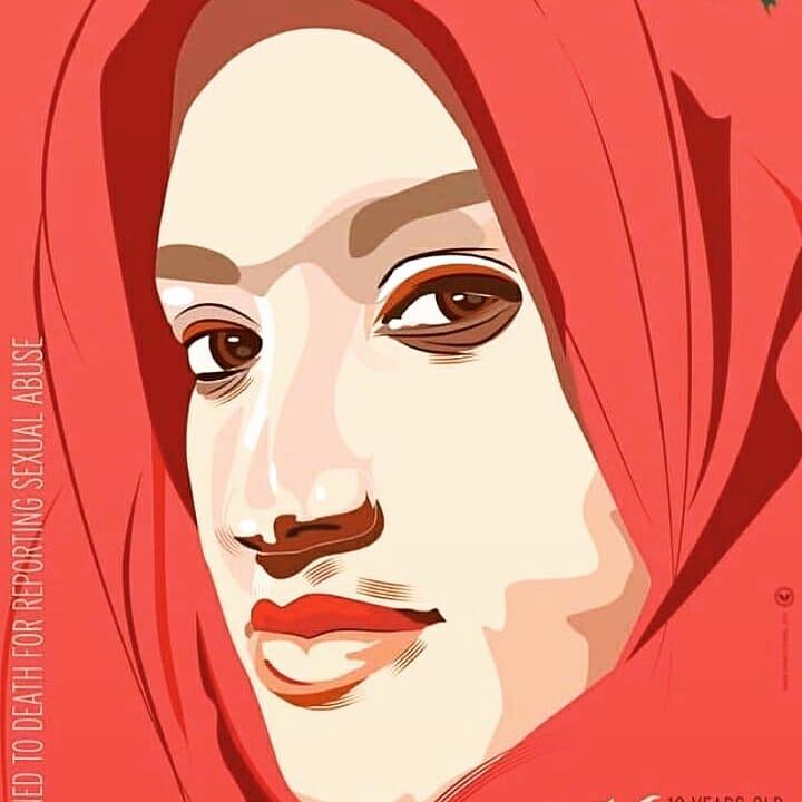 NUSRAT RAFI: Perempuan Muda yang Melawan Kekerasan Seksual hingga Nafas Terakhir