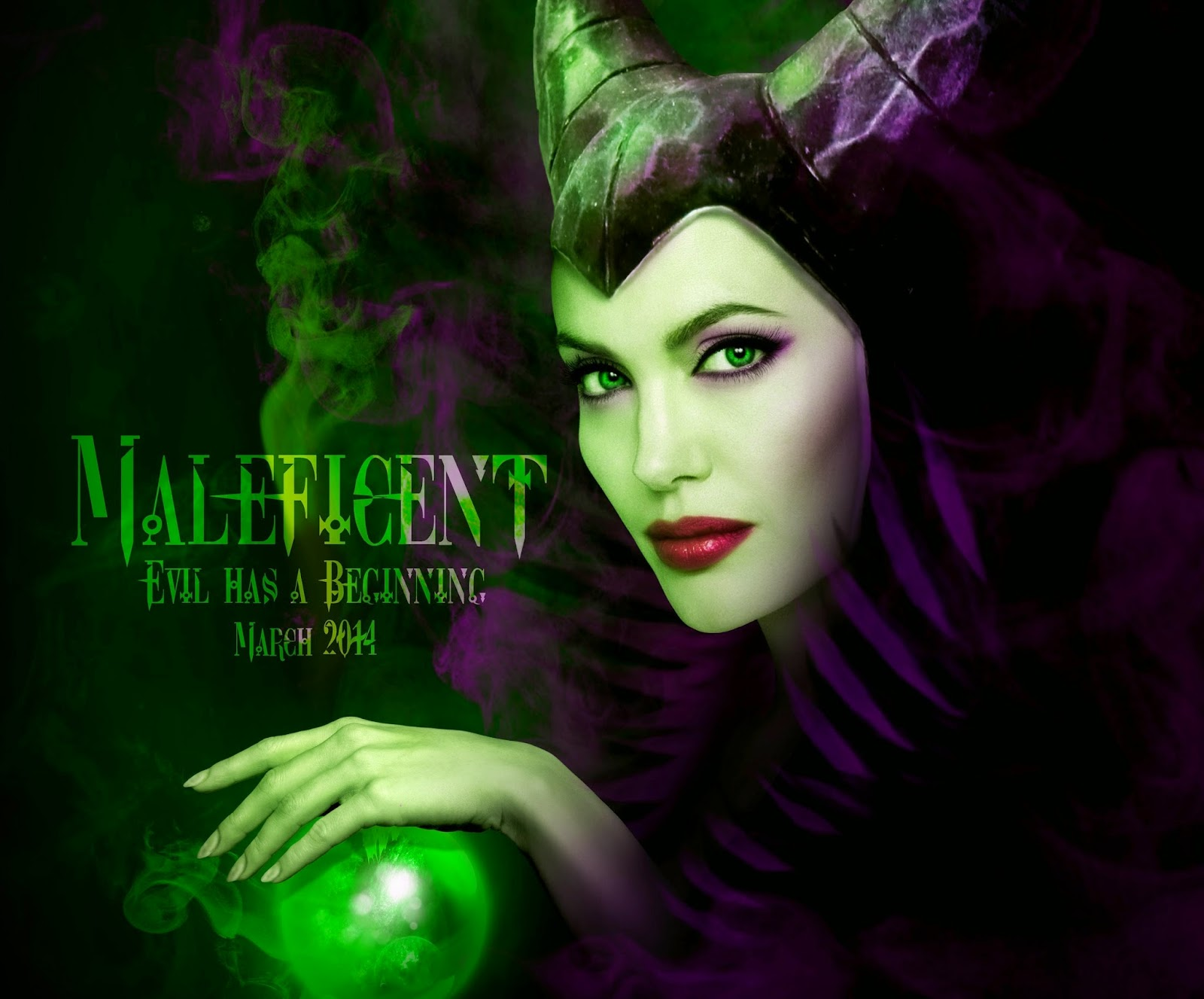 Maleficent Movie 2014 Hd Ipad Iphone Wallpapers: The Write Things: Maleficent: Good But Misunderstood?