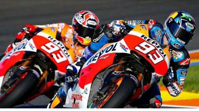 Marc Marquez Will Teach The Younger All Race Tricks in MotoGP