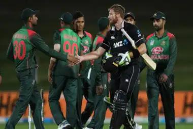 Bangladesh vs New Zealand 2021: कीवी थ्रेश आयेंगे First वनडे में