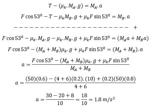 Soal fisika USBN Nomor 6f