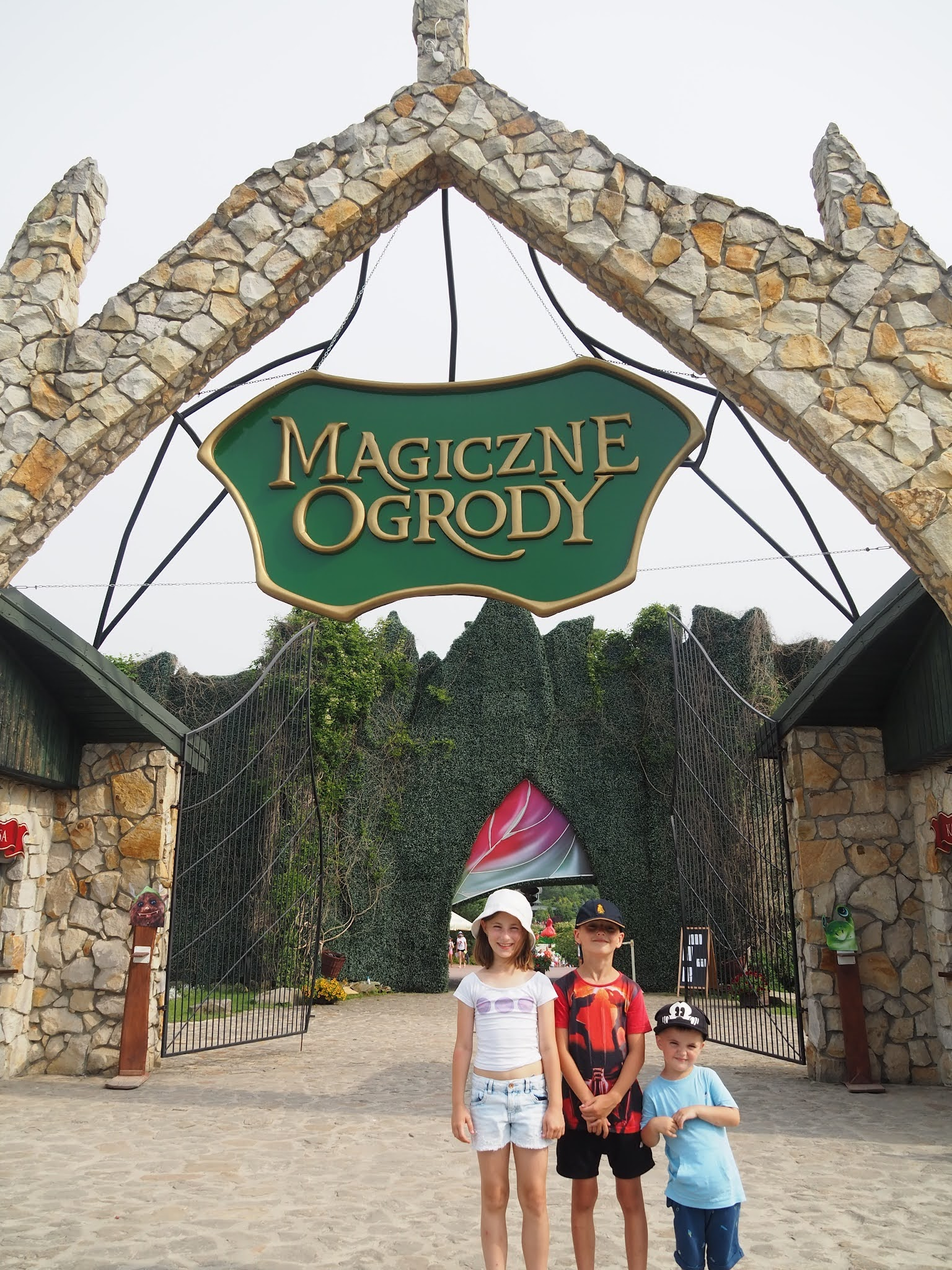 Magiczne Ogrody - Rodzinny Park Rozrywki