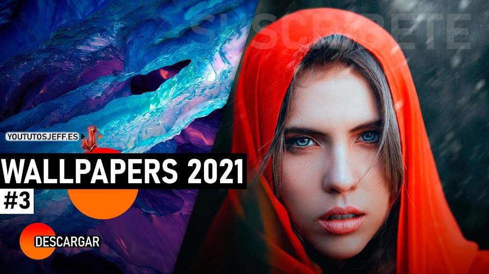 Descargar Pack de Wallpapers 2021 #3