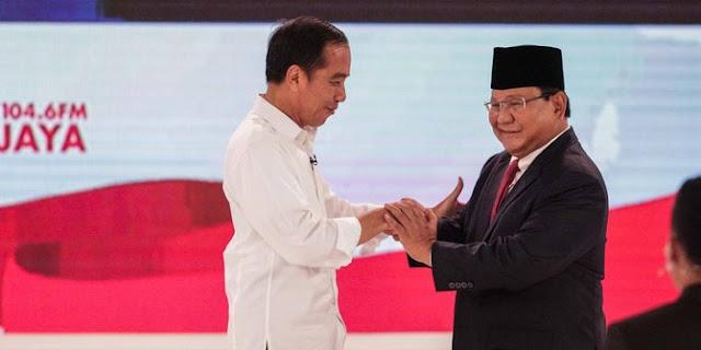 Titik Lemah Jokowi dan Prabowo