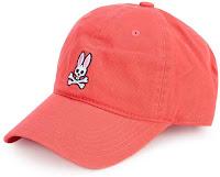 Psycho Bunny Classic Stonewash Hat