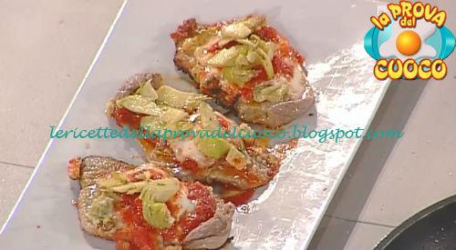 Scaloppine pasquali ricetta Marretti da Prova del Cuoco