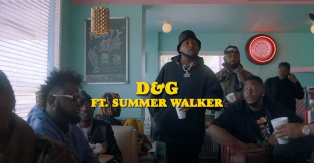Davido Ft. Summer Walker – D & G