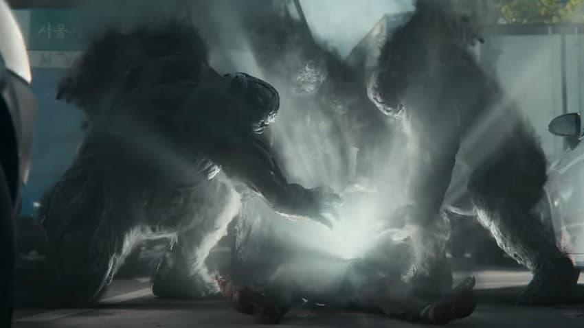 Netflix показал трейлер сериала Hellbound («Зов Ада») режиссёра «Поезд в Пусан» - премьера 19 ноября
