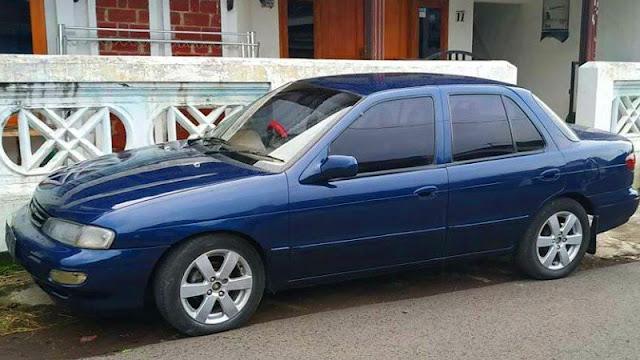 Timor S515i sedan Kia Sephia