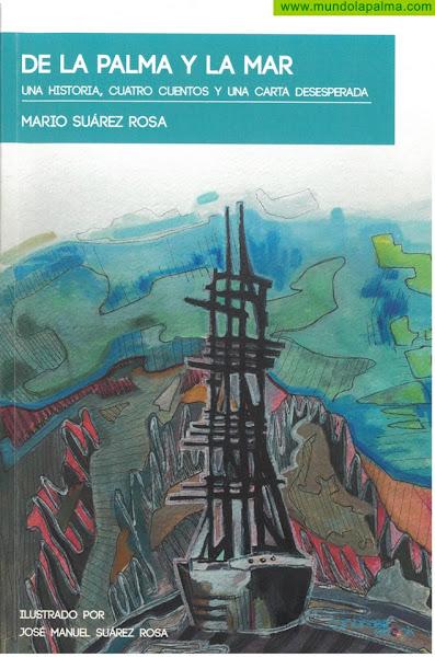 El Teatro Chico acoge la presentación del libro 'De La Palma y la mar: una historia, cuatro cuentos y una carta desesperada'