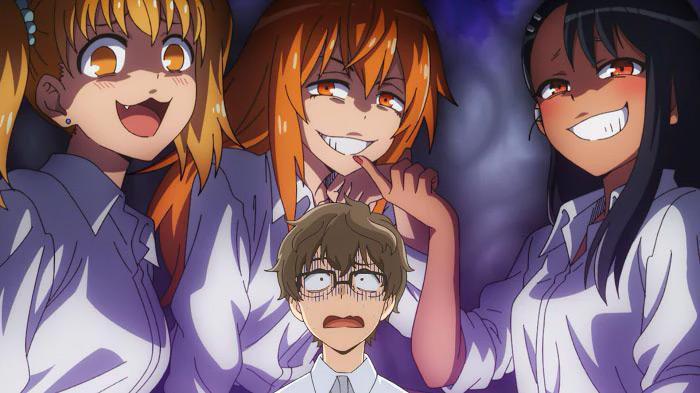 Please, Don't Bully Me, Nagatoro (Ijiranaide, Nagatoro-san) anime