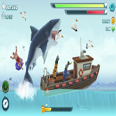 Download Hungry Shark Evolution - Offline survival game For iPhone and Android APK