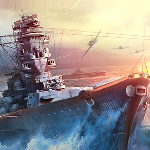 WARSHIP BATTLE 3D World War II v3.1.8 Apk Mod [Dinheiro Infinito]