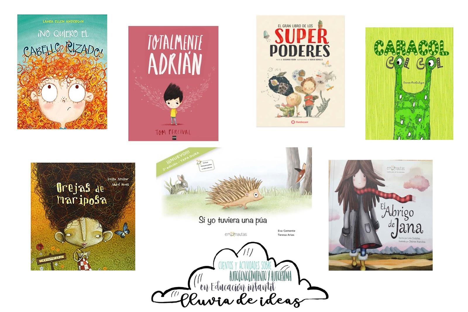 Recursos Para EducaciÓn Infantil: Recursos: Cuentos Sobre Autoconocimiento Y Autoestima Para