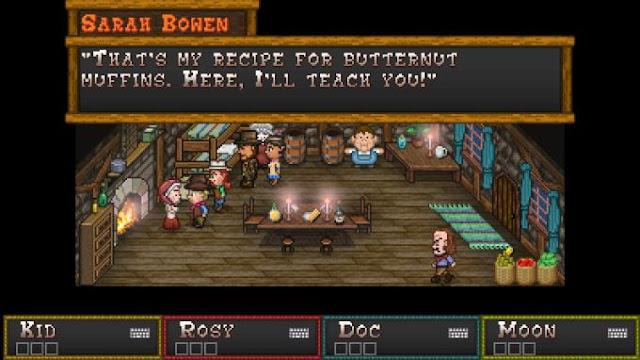 The story of the game Boot Hill Bounties is quite simple, as you will play as a Kid in the Wild West