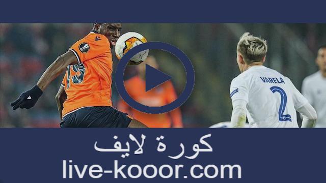 مشاهدة مباراة كوبنهاجن وباشاك شهير بث مباشر كورة لايف 05-08-2020 الدوري الأوروبي