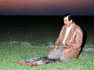 نبوءة الرئيس العراقي الراحل صدام حسين تتحقق
