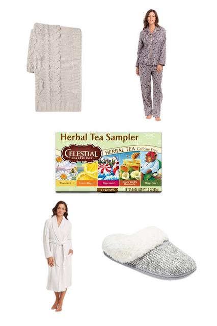 cozy women at Target