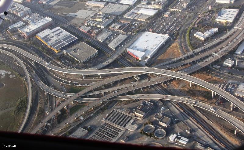 Oakland Autoroute 80 580 880