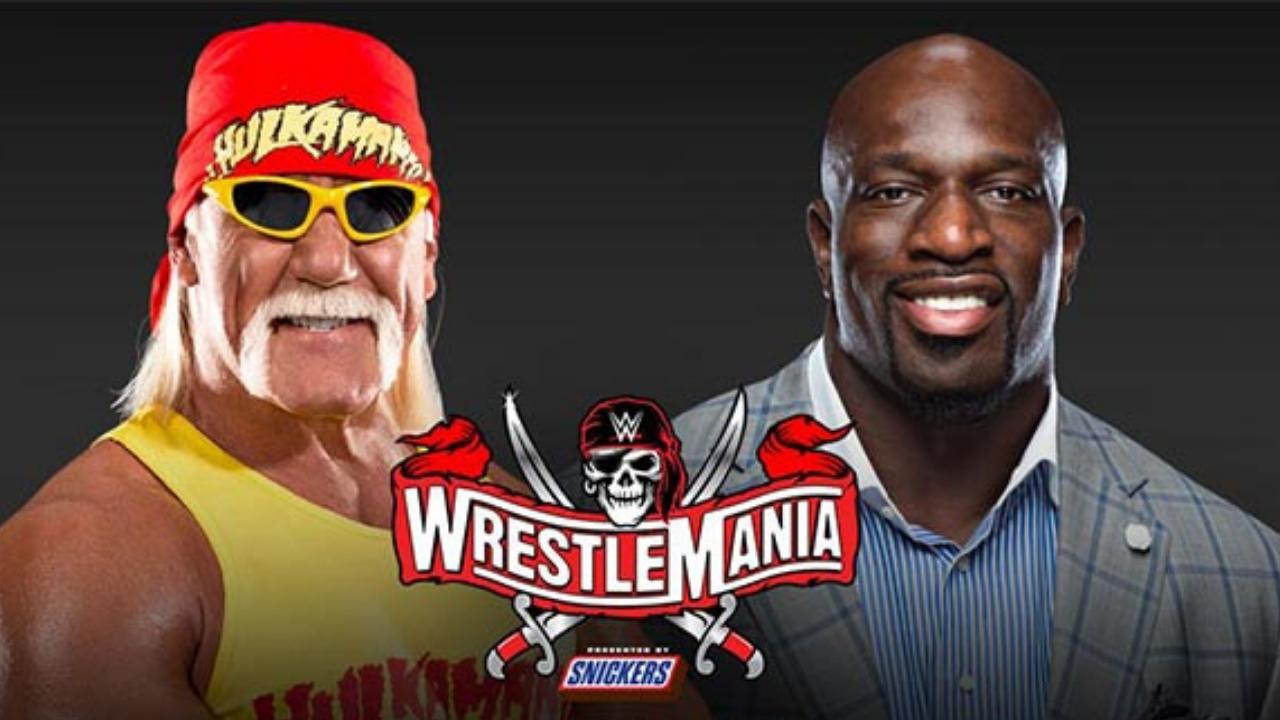 Reveladas as razões da WWE colocar Hulk Hogan e Titus O'Neil com apresentadores da WrestleMania