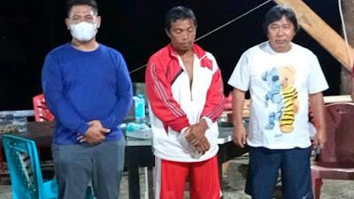 BPBD Mitra dan Mitra One Berhasil Selamatkan Nelayan yang Hanyut di Laut Maluku