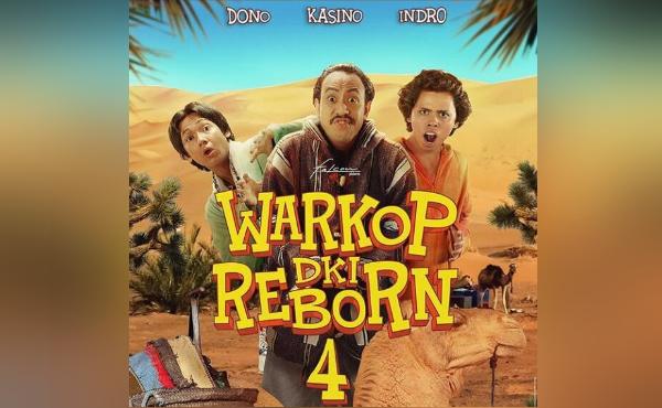 Warkop DKI Reborn 4 (2020) WEBDL