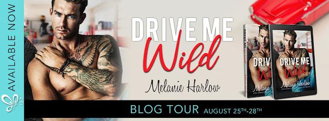 CZYTAM W ORYGINALE || MELANIE HARLOW - DRIVE ME WILD