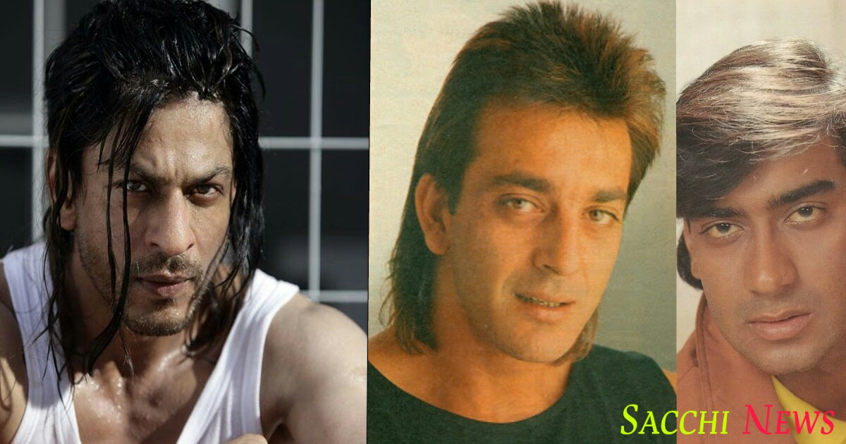 Top 5 Bollywood actors hairstyle, Bollywood actors hairstyle