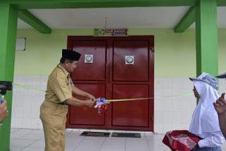 Peresmian Ruang Bank Sampah Ganesha