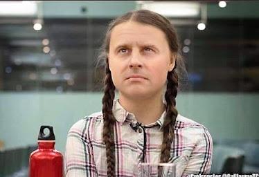 Macron Thunberg