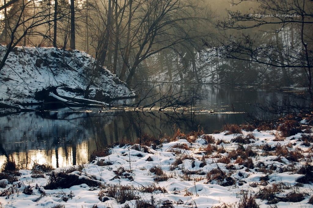 Rzeka Wadąg, kościół w Dywitach