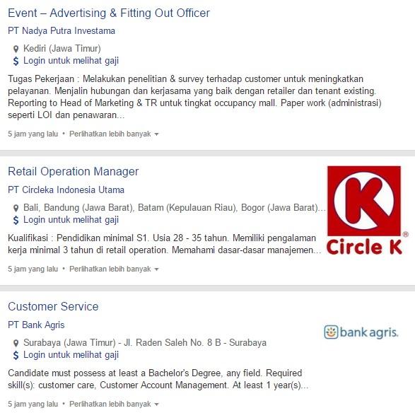 Loker PT Circleka Indonesia Utama Terbaru Bulan Juli - Agustus 2020