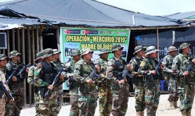 La Pampa: Inician consolidación de plan contra minería ilegal