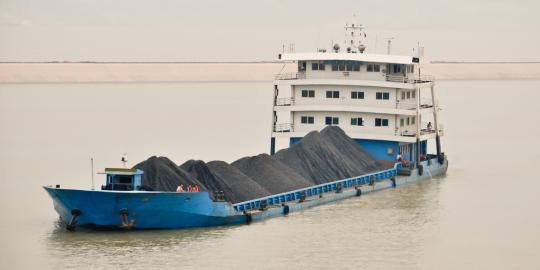 Spesialis Sewa Kapal Tongkang Pontianak, Kalimantan Barat