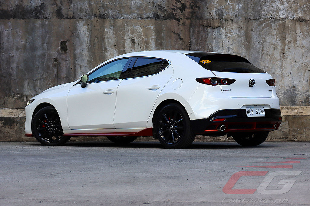 the 2020 mazda3 edition100 is one sensual compact car