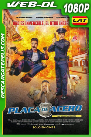 Placa de acero (2019) 1080p WEB-DL Latino