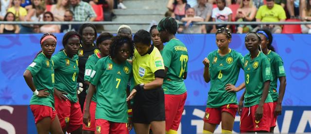 CAMEROUN - ANGLETERRE : UNE ENQUETE OUVERTE CONTRE LES LIONNES