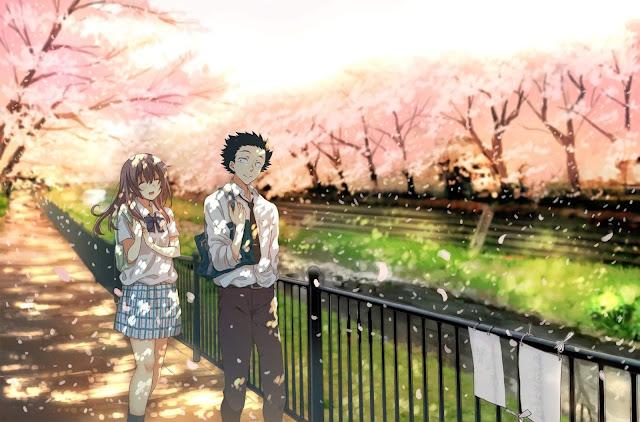 5 Anime Mirip Koe no Katachi [Rekomendasi]