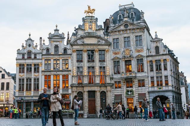 Atracciones visitar Belgica restaurantes
