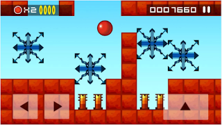 Download Game Bounce Classic HD V1.1.11 MOD Apk Terbaru