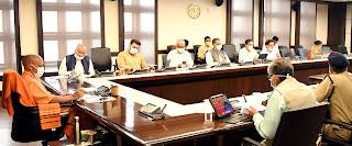 मुख्यमंत्री योगी आदित्यनाथ ने 'ट्रेस, टेस्ट एण्ड ट्रीट' पॉलिसी को प्रभावी ढंग से जारी रखने के निर्देश दिये कोरोना संक्रमण से बचाव और उपचार की व्यवस्था को निरन्तर प्रभावी बनाये रखने पर बल