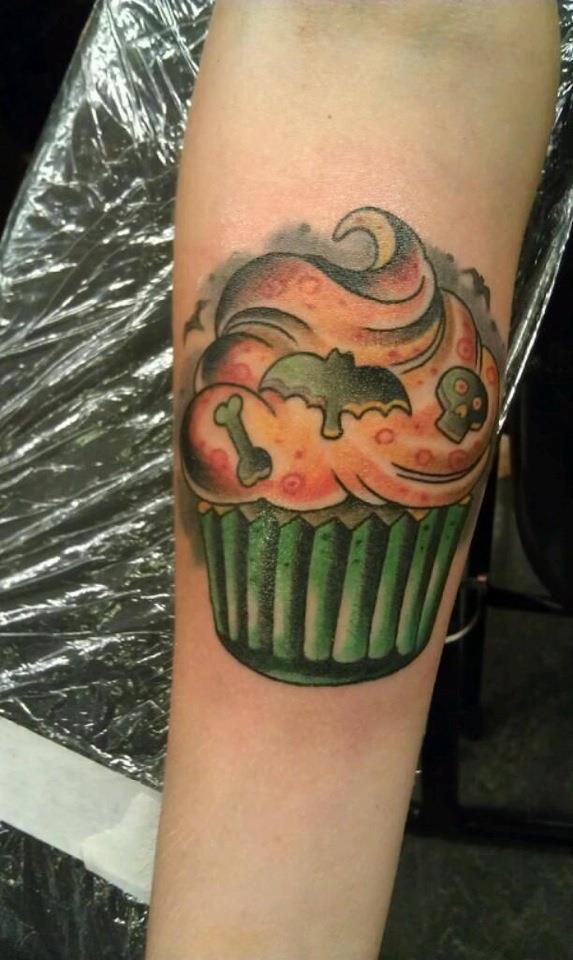 Halloween Tattoo Ideas: Various Tattoos Art: Best Of Halloween Tattoos