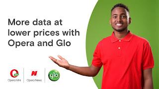Glo Opera Mini Unlimited Free Browsing