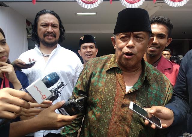 Pemberitaannya Tak Berimbang, Timses Prabowo Resmi Boikot Metro TV